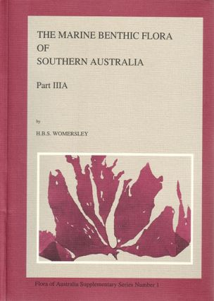The marine benthic flora of southern Australia, Rhodophyta, part three A: Bangiophyceae and...