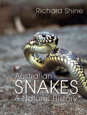 Australian snakes: a natural history. Richard Shine