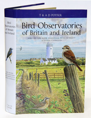Bird observatories of Britain and Ireland. Mike Archer