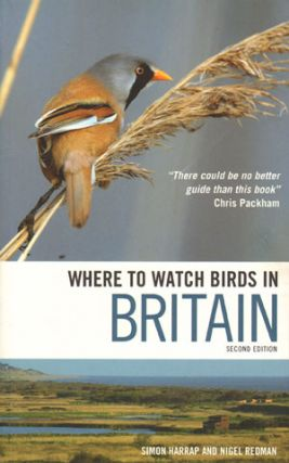 Where to watch birds in Britain. Simon Harrap, Nigel Redman