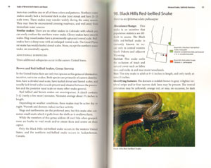 Guide and reference to the Snakes of Western North America (North of Mexico) and Hawaii.