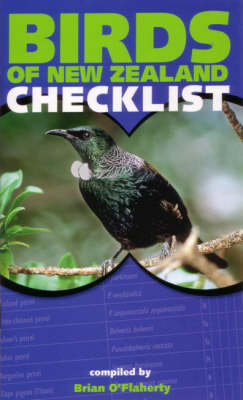 Birds of New Zealand checklist. B. O'Flaherty