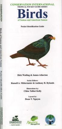 Birds of Samoa and American Samoa: pocket identification guide. D. Watling, J. Atherton