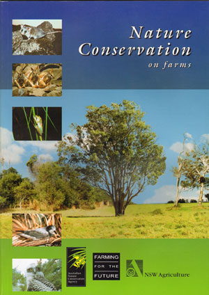 Nature conservation on farms. David George, David Brouwer