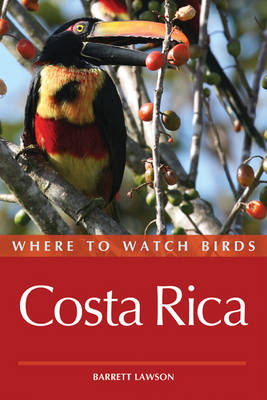 Where to watch birds in Costa Rica. Barrett Lawson