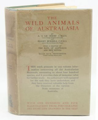 The wild animals of Australasia: embracing the mammals of New Guinea and the nearer Pacific...
