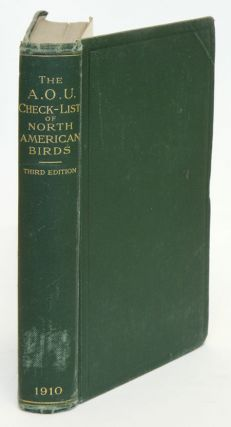 Check-list of North American birds. American Ornithologists' Union