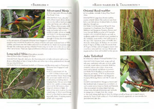 A naturalist's guide to the birds of Malaysia and Singapore including Sabah and Sarawak.