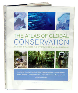 The atlas of global conservation: changes, challenges, and opportunities to make a difference....