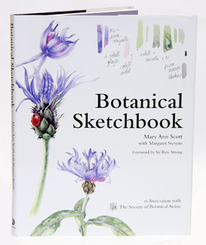 Botanical sketchbook. Mary Ann Scott, Margaret Stevens