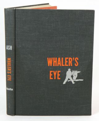 Whaler's eye. Christopher Ash.