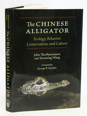 Chinese alligator: ecology, behavior, conservation, and culture. John Thorbjarnarson, Xiaoming Wang, George B. Schaller.