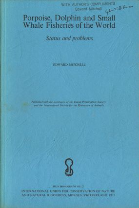 Porpoise, dolphin and small whale fisheries of the world: status and problems
