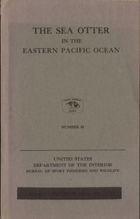 The sea otter in the eastern Pacific Ocean. Karl W. Kenyon.