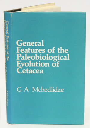 General features of the paleobiological evolution of Cetacea. G. A. Mchedlidze.