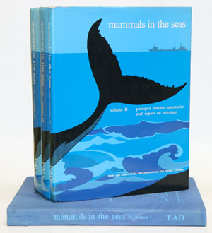 Mammals in the seas. Sydney J. Holt