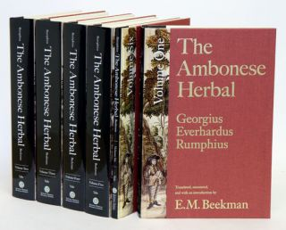 The Ambonese herbal: Georgius Everhardus Rumphius. E. M. Beekman.