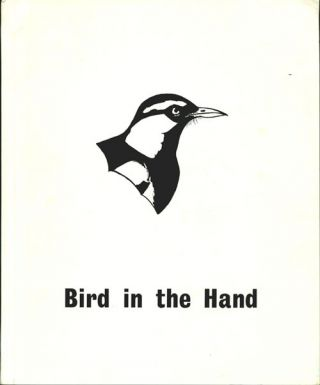 Bird in the hand. H. J. de S. Disney