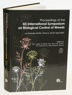 Proceedings of the XII International Symposium on Biological Control of Weeds. M. H. Julien