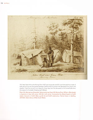 Australia: William Blandowski's illustrated encyclopaedia of Aboriginal life.