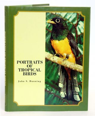 Portraits of tropical birds