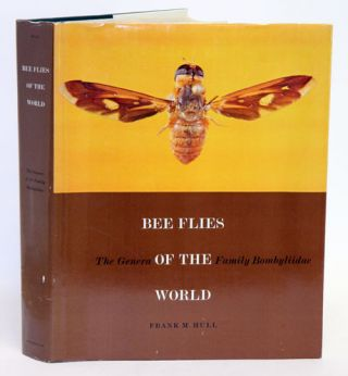 Bee flies of the world: the genera of the family Bombyliidae. Frank M. Hull.