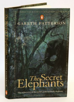 Secret elephants. Gareth Patterson