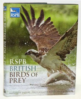 RSPB British Birds of prey. Marianne Taylor