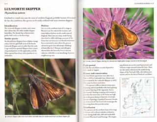 Butterflies of Britain and Ireland: a field and site guide.