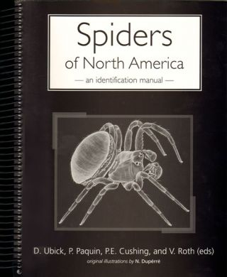 Spiders of North America: an identification guide. D. Ubick