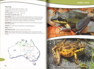 Frogs of the Lake Eyre Basin: a field guide.