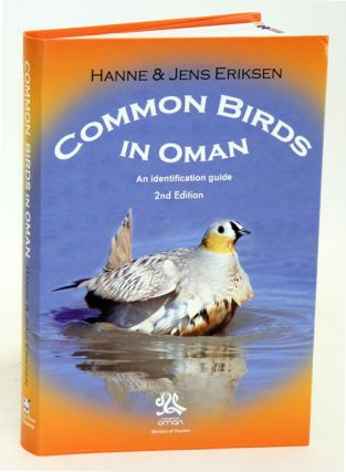 Common birds in Oman: an identification guide.