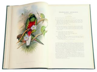 A Monograph of the Trogonidae or Family of Trogons.