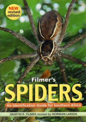 Filmer's spiders: an identification guide to southern Africa. Martin R. Filmer