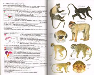 The Kingdon pocket guide to African Mammals.
