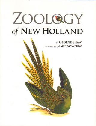 Zoology of New Holland [facsimile
