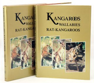 Kangaroos, wallabies and rat-kangaroos. Gordon Grigg