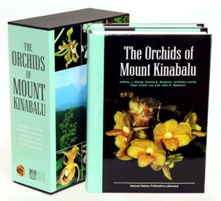Orchids of Mount Kinabalu, volumes one and two. J. J. Wood, Teofila E. Beaman, A. Lamb.