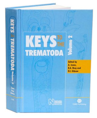 Keys to the Trematoda, volume two