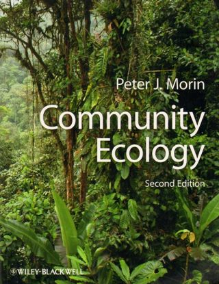 Community ecology. Peter J. Morin