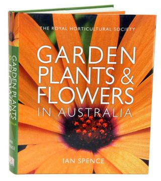 Garden plants and flowers in Australia. Ian Spence