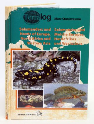 Salamanders and newts of Europe, North Africa and Western Asia. M. Staniszewski.