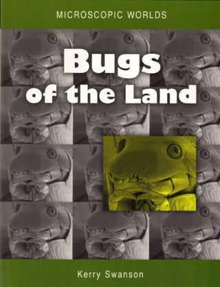 Microscopic worlds, volume two: bugs of the land. Kerry Swanson