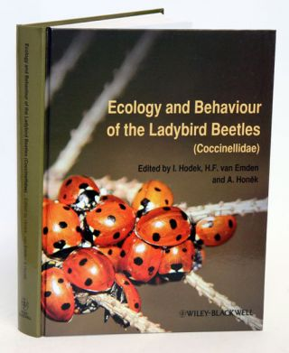Ecology and behaviour of the Ladybird beetles (Coccinellidae). I. Hodek, A. Honek, H. F. van Emden