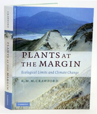 Plants at the margin: ecological limits and climate change