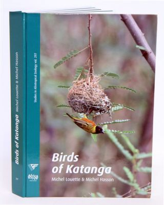 Birds of Katanga. Michel Louette, Michel Hasson