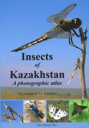 Insects of Kazakhstan: a photographic atlas