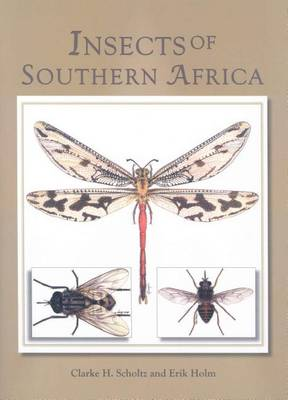 Insects of Southern Africa. Clarke H. Scholtz, Erik Holm