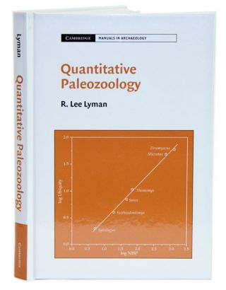 Quantitative paleozoology. R. Lee Lyman