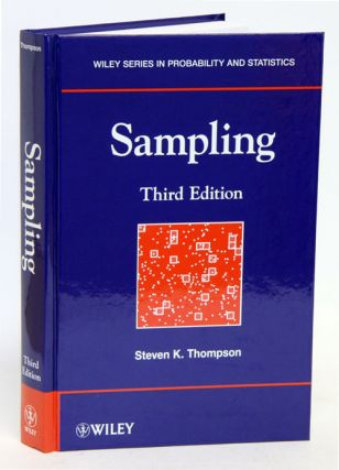 Sampling. Steven K. Thompson